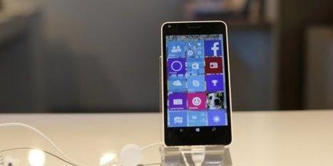 Microsoft veut bien des applis Android sur ses smartphones