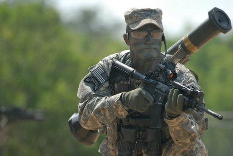 Missiles, nourriture, matériels, l'armée US veut tout imprimer en 3D