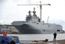 Moscou renonce définitivement aux Mistral français