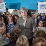 Négociations sur le Brexit: May assure ne pas être dans une «autre galaxie»