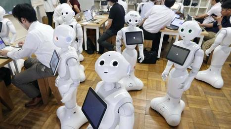 Non, le robot Pepper n'est pas là pour assouvir vos désirs charnels