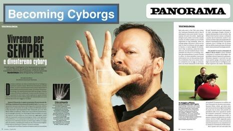 Nous allons vivre éternellement et deviendrons des cyborgs