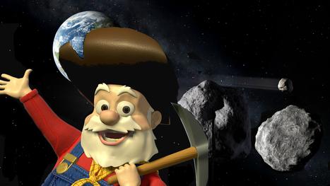 Obama a donné le top départ de la ruée vers l'or spatial