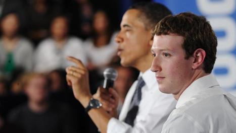 Obama avait alerté Zuckerberg sur les ingérences russes dans Facebook