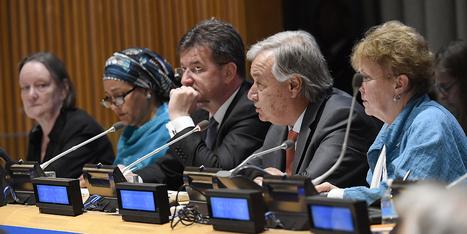 ONU : Combattre l'exploitation et les abus sexuels