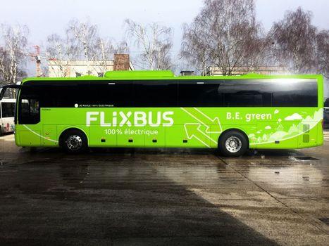 Paris-Amiens en autocar électrique chinois Yutong : rentabilité, autonomie