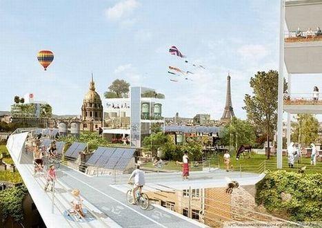 Paris veut développer son capital naturel   Grand Paris Metropole