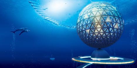 Partir vivre dans une cité sous-marine