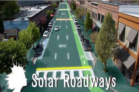 Pays-Bas: la route photovoltaïque, une réussite totale après six mois