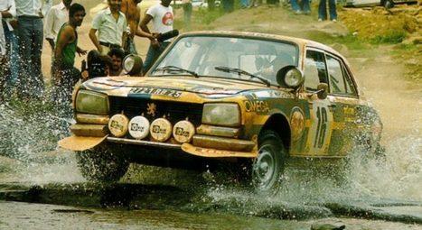 Peugeot Sport, l'histoire magique résumée en images