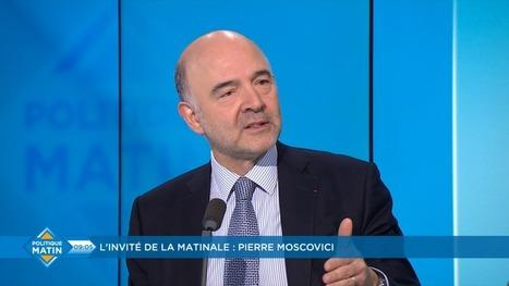 Pierre Moscovici :«La moyenne des déficits dans la zone euro elle est n'est pas à 3% ou à 2,6%, elle est à 0,9%.»