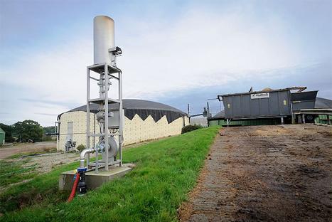 Plan de libération des énergies renouvelables : Sébastien Lecornu installe le groupe de travail «méthanisation» en amont du Salon de l'Agriculture