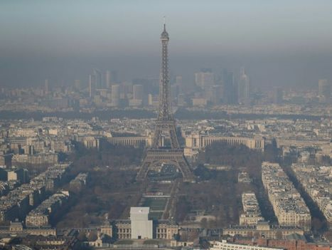 Pollution de l'air : la France rappelée à l'ordre par Bruxelles