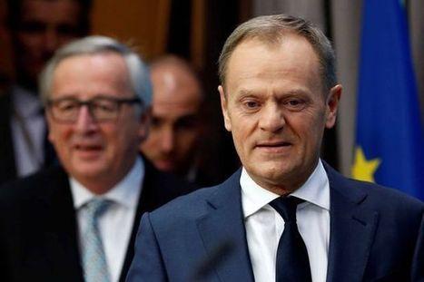 Pour Tusk, la vision britannique sur la future relation avec l'UE est «pure illusion»