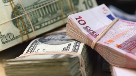 Pourquoi l'euro faible fait moins les affaires des Français qu'il n'y paraît