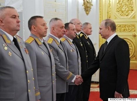 Poutine incité à abandonner son approche conciliatrice envers les Occidentaux pour se préparer à la guerre