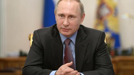 Poutine toujours plébiscité en Russie (anglais)