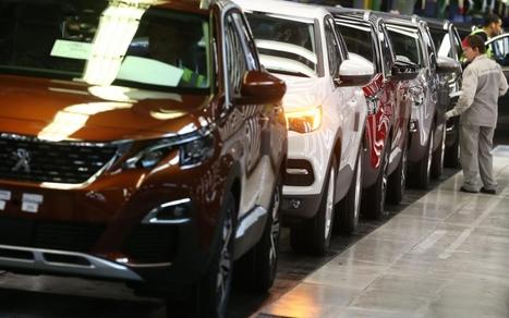 PSA : comment Sochaux compte produire un demi-million de véhicules en 2018