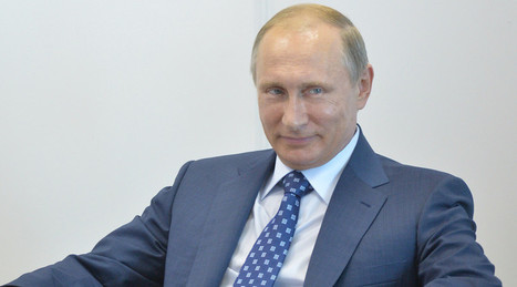 Putin says dump the dollar