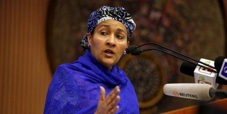 Qui est Amina J. Mohammed, l'une des femmes les plus puissantes au monde ?