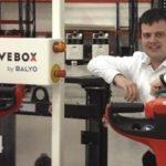 Raul Bravo rend les chariots industriels autonomes