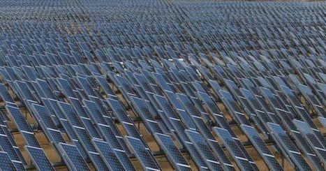 « L'éolien et le solaire sont 30 à 50% moins chers qu'on ne le pensait » admet le gouvernement britannique