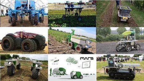 «Automatisation» dans la thématique «Agriculture d'avenir»