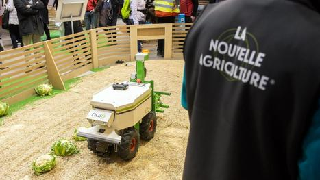 Robots connectés, applications… Comment la technologie aide le monde agricole