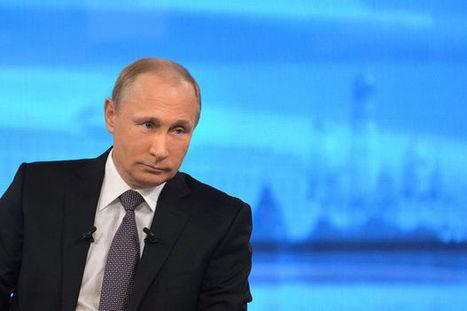 Russie : le «pic» des difficultés est passé pour l'économie, selon Poutine
