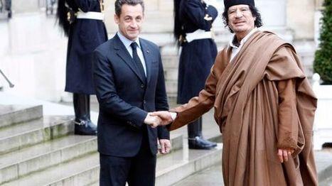 Sarkozy et l'argent de Kadhafi : comment certains médias ont étouffé l'affaire