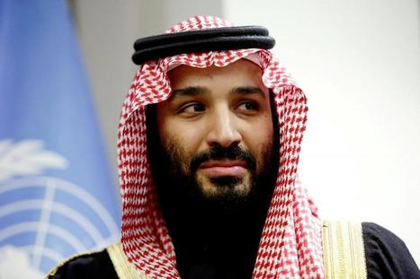 Saudi crown prince says Israelis have right to their own land