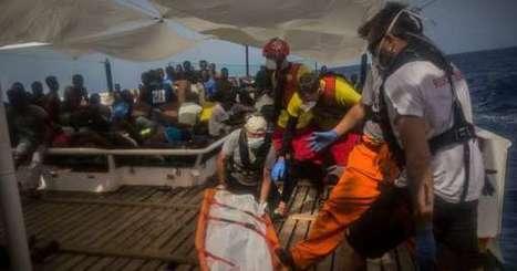 Secours aux migrants: la Libye interdit «tout navire étranger» près de ses côtes
