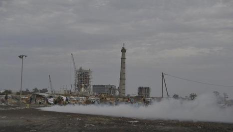 Sénégal/Bargny: le projet de centrale à charbon entériné malgré la contestation