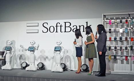 Softbank va ouvrir une boutique où les vendeurs seront tous des robots
