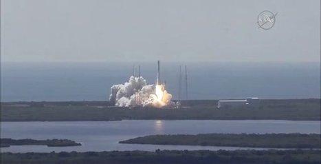 SpaceX, le pari gonflé du milliardaire américain Elon Musk réussi