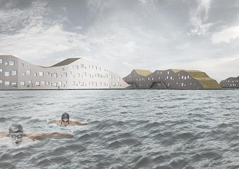 SwimCity, le projet d'habitations flottantes imprimées en 3D
