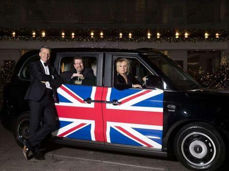 Taxis londoniens : les Black cabs passent à l'électrique