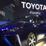 Toyota place les brevets de sa voiture à hydrogène en open-source