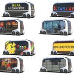 Toyota s'associe à Uber, Amazon et Pizza Hut pour créer le véhicule autonome de demain