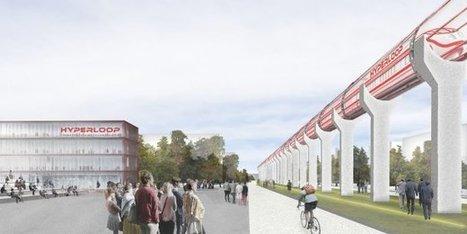 Train du futur : Hyperloop TT implante son centre de R&D européen à Toulouse