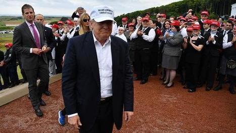 Trump s'est-il enrichi grâce à la fondation d'un de ses fils qui finance un hôpital pour les enfants atteints du cancer?