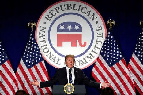 Un an de Trump : un bilan stupéfiant