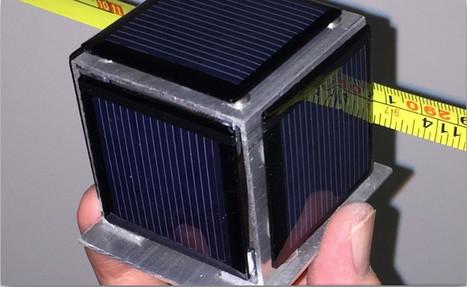 Un australien fabrique son propre satellite