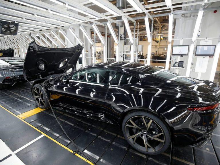 Un Brexit «dur» coûterait 70 millions de livres par jour à l'industrie automobile