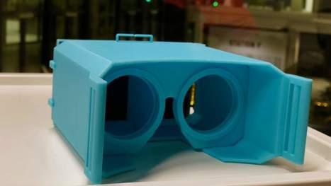 Un Français de 16 ans a construit un casque de réalité virtuelle pour seulement 100 dollars