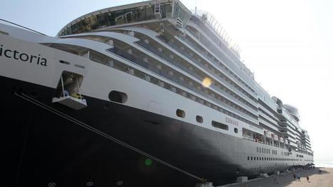 Un navire de croisière à l'arrêt pollue autant qu'un million de voitures