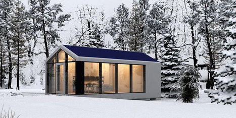 Un robot imprime une maison en moins de 10h