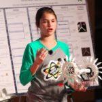 Une adolescente de 15 ans crée un dispositif qui convertit les courants océaniques en énergie