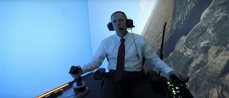 Une intelligence artificielle bat un colonel de l'US Air Force en simulation de combat aérien