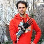 Une main bionique «faite maison» !